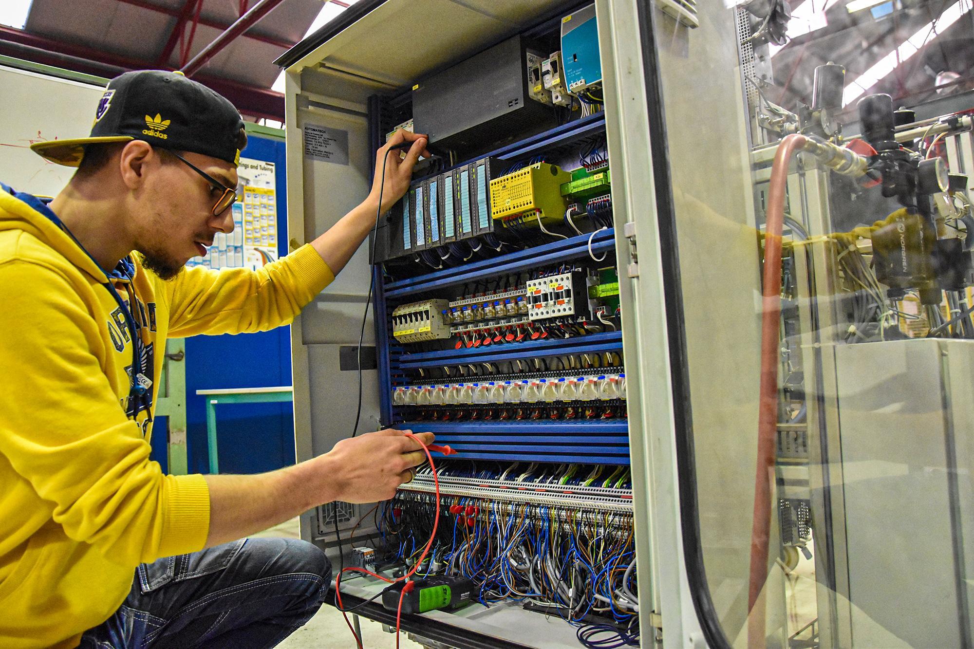 Elektriciteit - basisprincipes