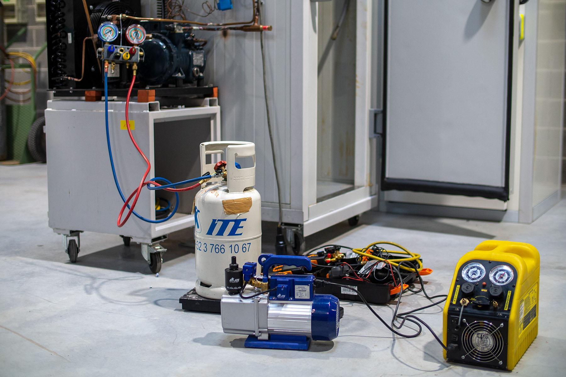 Hernieuwing certificaat koeltechnieken