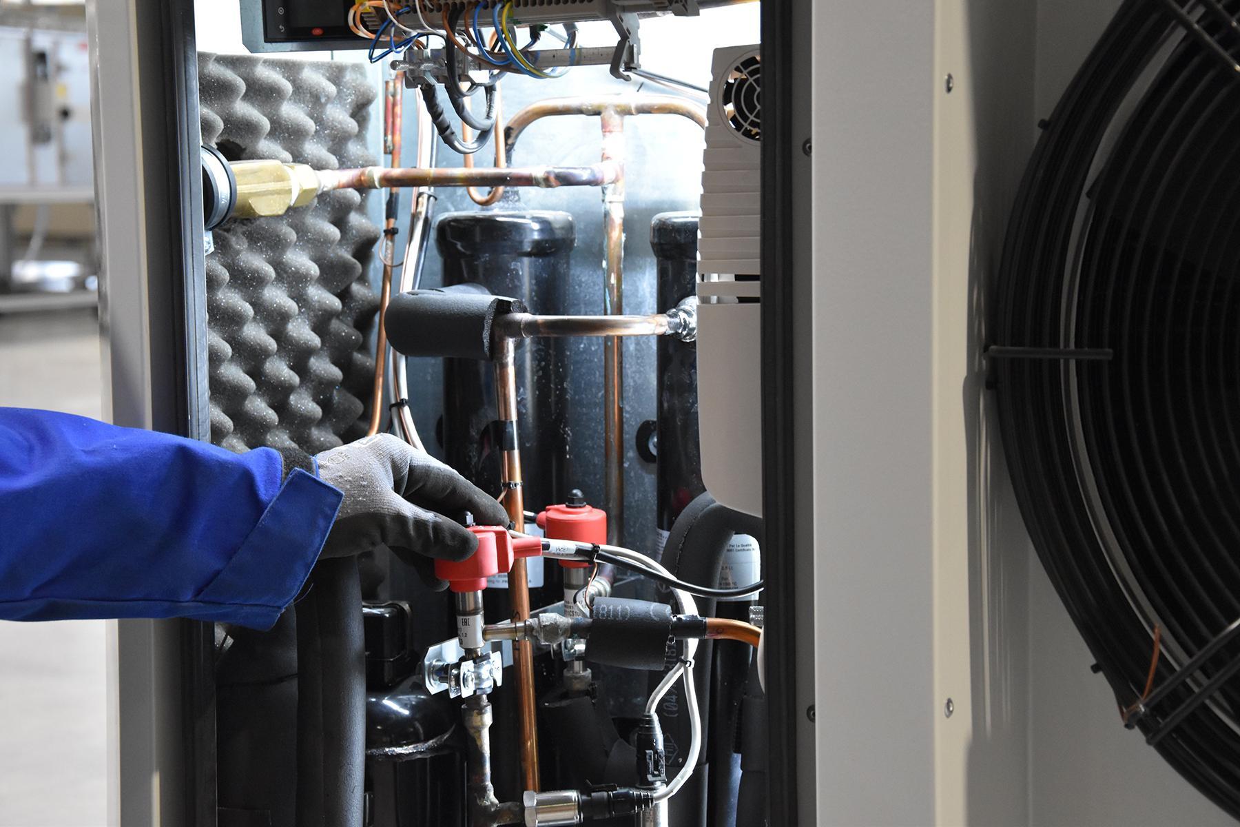 Techniques frigoriques - installations au CO2 – R744